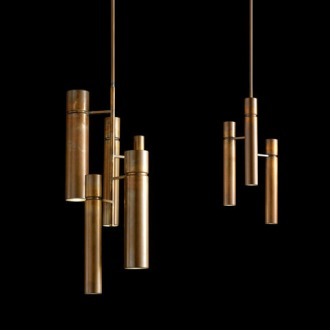 Massimo Castagna Tubular Light Lamp