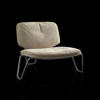 Massimo Castagna Black Widow Armchair