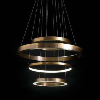Massimo Castagna Light Ring Lamp