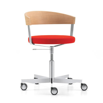 Mathias Seiler G 125 Swivel Chair
