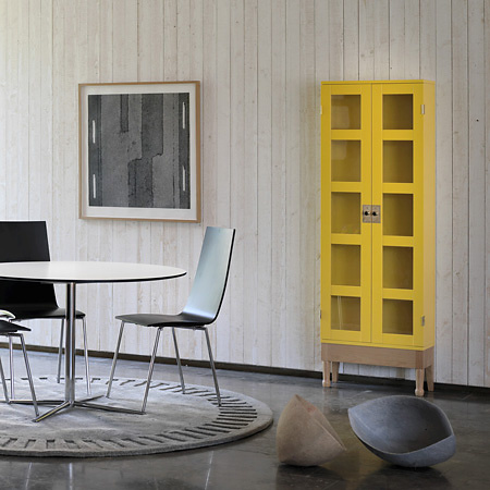 Mats Theselius Bookcase for Storing National Geographic Magazines