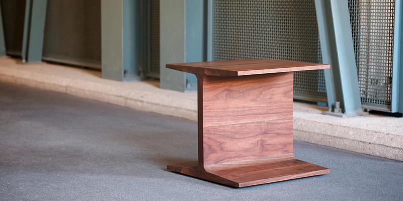 Matthew Hilton Beam Side Table
