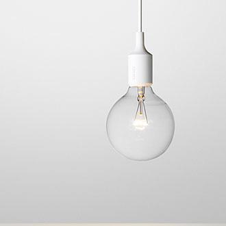 Mattias Stahlbom E27 Lamp