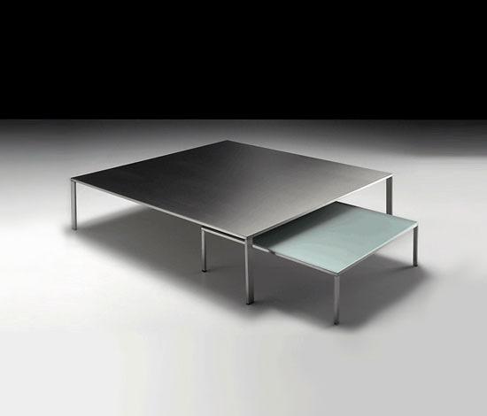 Maurizio Peregalli Inox Basso Table