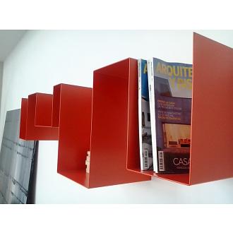 Enrico Cesana Spread Modular Shelving