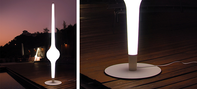 Michael Young Stick Lights With Base