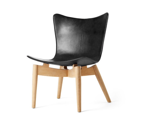 Michael Dreeben Shell Lounge Chair