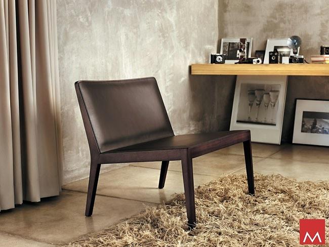 Stupendous Modloft Frith Lounge Chair Machost Co Dining Chair Design Ideas Machostcouk