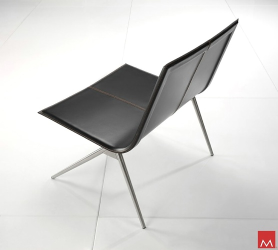 Modloft Mayfair Lounge Chair