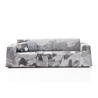 Moroso Diesel Collection Mr Softy Sofa