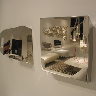 Nada Nasrallah and Christian Honer Mirrko 3D Mirror