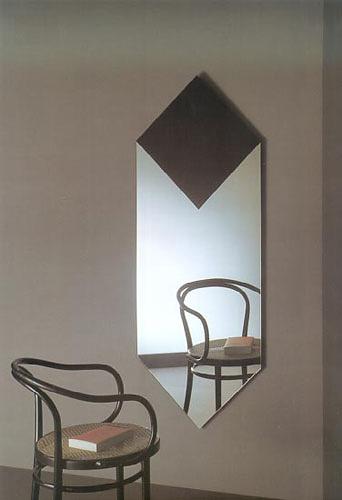 Nanda Vigo Cosmos Mirror