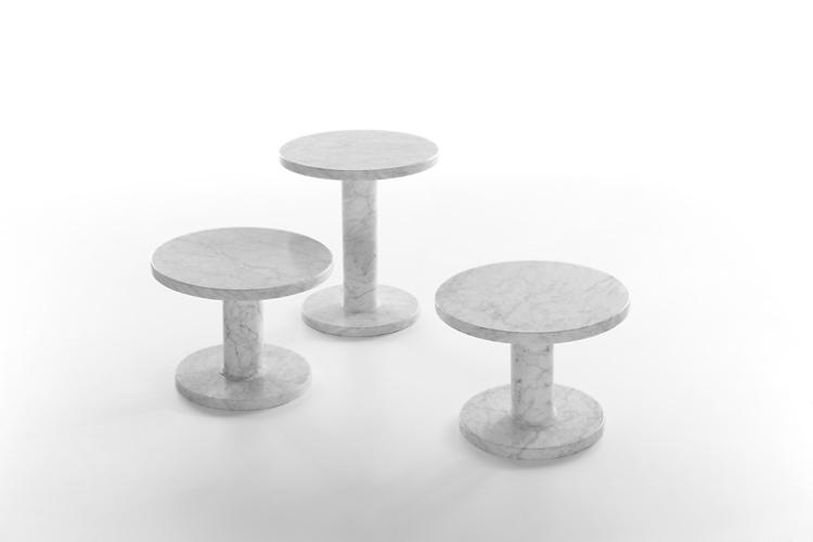 Naoto Fukasawa Marbelous Tables