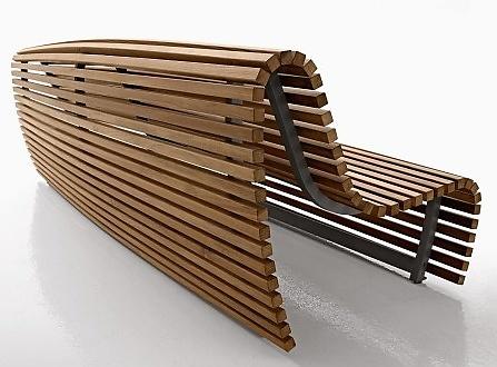 Naoto Fukasawa Titikaka Bench