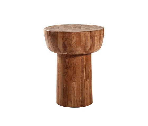 Nathan Yong Teak Pop Stool And Table