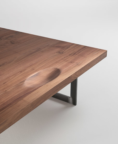 Natura Collection By RIVA Irony Table