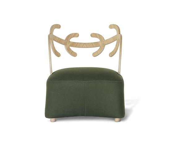 Nendo Antler Armchair
