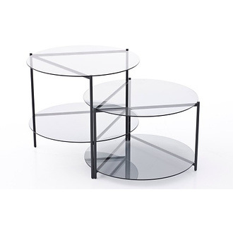 Nendo Byobu Round Table