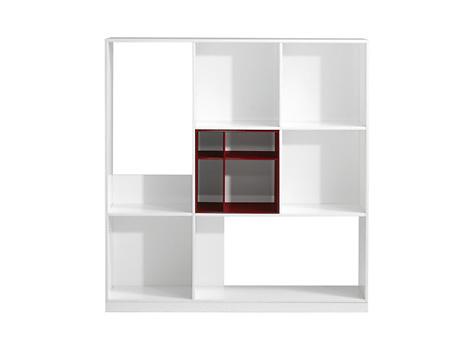 Nicola De Ponti Edipo Bookcase