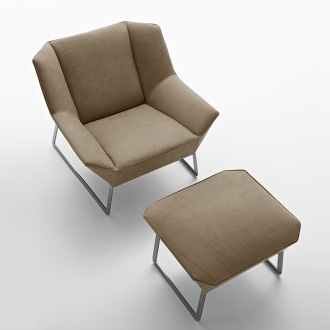 Nicola Gallizia Tight Armchair