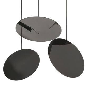 Nicola Nerboni Hanging Hoop Lamp