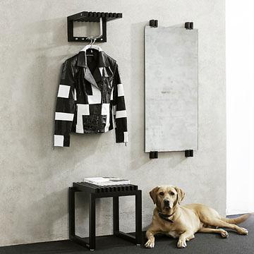 Niels Hvass Cutter Mini Wardrobe