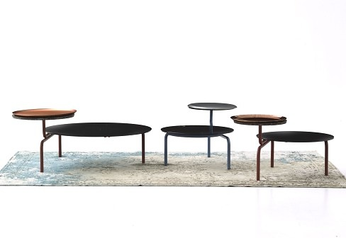 Nipa Doshi and Jonathan Levien Chandigarh Side Table