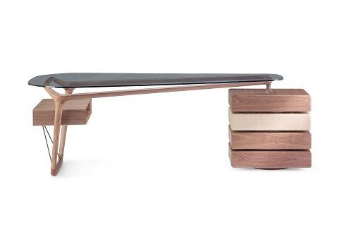 Noe Duchaufour Lawrance Omaggio Writing Desk