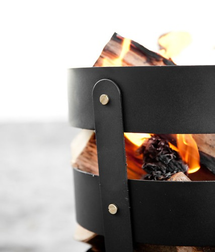 Norm Architects Fire Basket