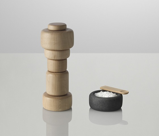 Norway Says Plus Salt&pepper Mill