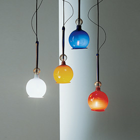 Noti Massari and Massari & Associati Toso Fenice Lamp