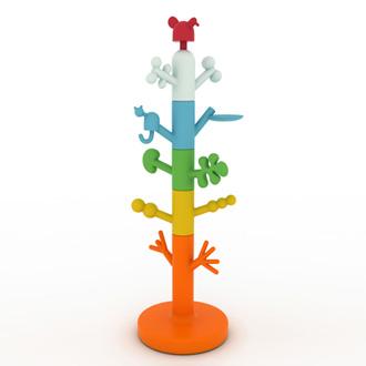 Oiva Toikka Paradise Tree Coat Stand