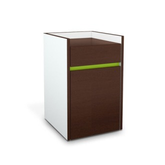 OLIVER CONRAD Ros Rolling Cabinet