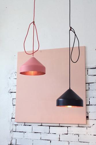 Ontwerpduo Lloop Lamps