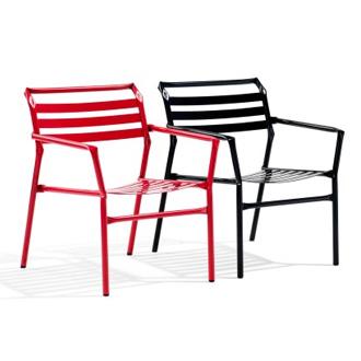Osko + Deichmann Straw Lounge Chair