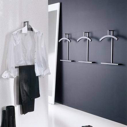 P. Salvadè Double Coat Rack