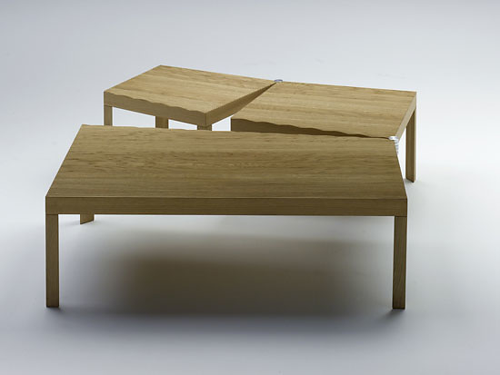 Paolo Pallucco Campo Arato Table