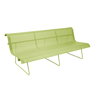 Pascal Mourgue Ellipse Bench 3 Persons