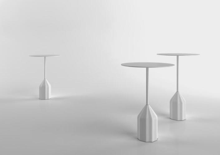 Patricia Urquiola Burin Table