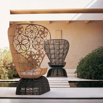 Patricia Urquiola Crinoline Collection