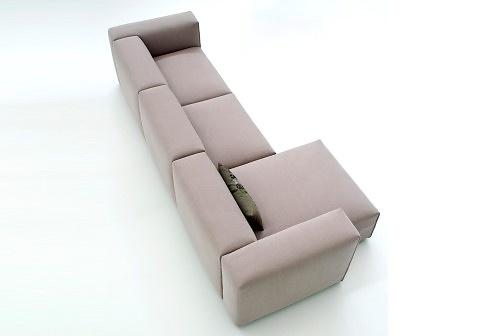 Patricia Urquiola New Spring Sofa