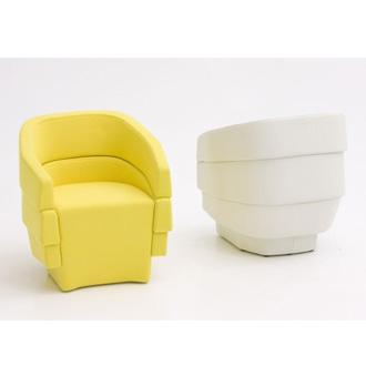 Patricia Urquiola Rift Sofa and Chair
