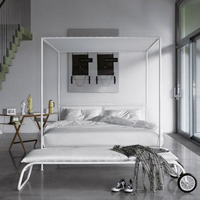 Patrizia Cagliani Asseman Canopy Bed