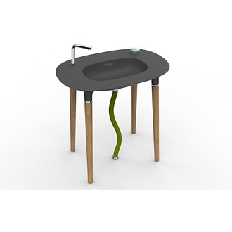 Paul Flowers Modern Nomads Washbasin