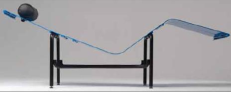 Paulo Mendes da Rocha PMR Chaise Lounge