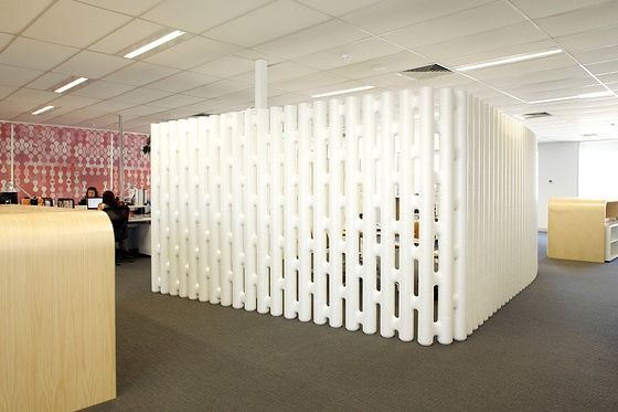 PearsonLloyd Link Modular Partitioning System
