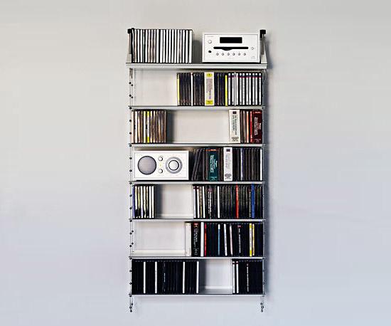Peter Cohen Cell Bookshelf