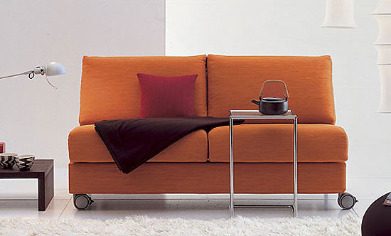 Peter Ross Dado Sofa