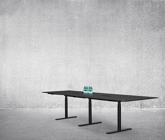 Peter Lassen and Joakim Lassen Hilow Office Desk Collection