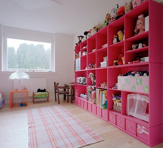 Peter J. Lassen Montana Children's Room Shelving System
